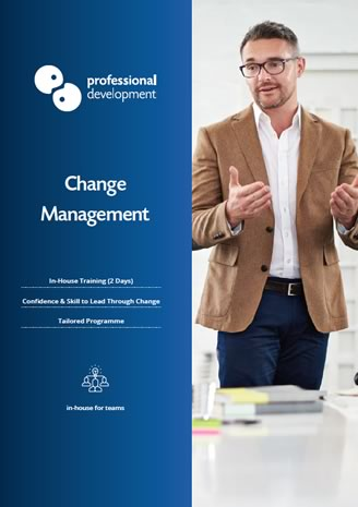 Change Management Course Brochure