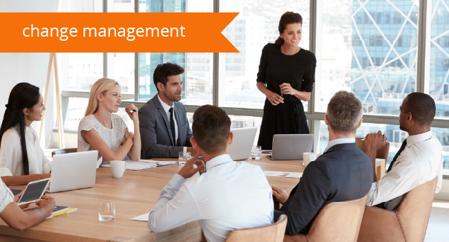 Change Management Course