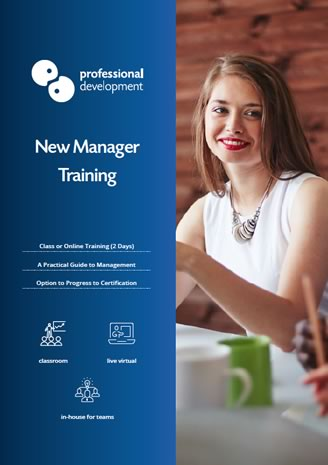 Management Skills Course Brochure